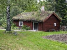 Parque de Skansen Fotografía de archivo libre de regalías