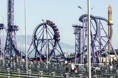 Parque de Sochi Fotografía de archivo libre de regalías
