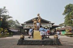 Parque de Sriwedari Imagen de archivo libre de regalías