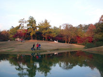Parque de Taiziwan Foto de Stock Royalty Free