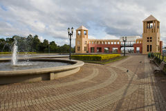 Parque de Tangua Fotografía de archivo libre de regalías