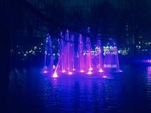Parque de Tivoli Imagens de Stock Royalty Free