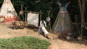 Parque de Tokio Disneyland Imagen de archivo