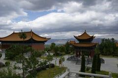 Parque de três Pagadas em Dali Imagens de Stock