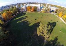 Parque de Tsaritsyno Fotos de Stock Royalty Free