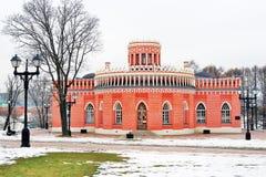 Parque de Tsaritsyno em Moscou Imagens de Stock