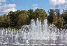 Parque de Tsaritsyno, Moscovo Fotografia de Stock