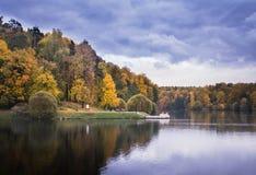 Parque de Tsarytsino, Moscou foto de stock royalty free