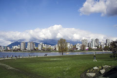Parque de Vanier Fotos de archivo libres de regalías