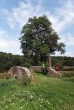 Parque de Vaux de Cernay Fotografía de archivo