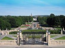 Parque de Vigeland Imagens de Stock