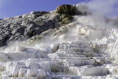 Parque de Yellowstone del pulgar de los diablos Fotos de archivo libres de regalías