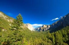 Parque de Yosemite, California, los E.E.U.U. Fotos de archivo libres de regalías