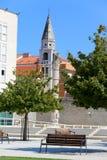 Parque de Zadar Imágenes de archivo libres de regalías