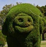 Parque de Zarcero em Alajuela, Costa Rica Foto de Stock