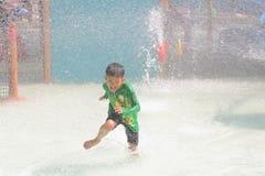 Parque del agua Foto de archivo