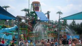 Parque del agua Foto de archivo libre de regalías