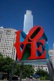 Parque del amor Fotografía de archivo libre de regalías