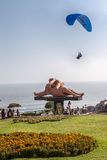 Parque del Amor Lima Περού Στοκ φωτογραφία με δικαίωμα ελεύθερης χρήσης