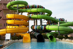 Parque del Aqua Imagen de archivo libre de regalías