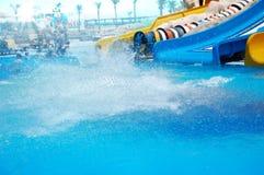 Parque del Aqua y una piscina imágenes de archivo libres de regalías