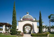 Parque del balboa Imagen de archivo