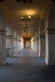 Parque del balboa Imagen de archivo libre de regalías