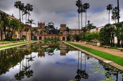 Parque del balboa de San Diego Imagen de archivo