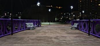 Parque del bulevar Zdjęcia Royalty Free