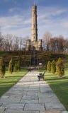 Parque del campo de batalla Imagenes de archivo