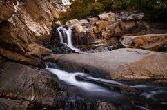 Parque del distrito de Dranesville, Little Falls Imágenes de archivo libres de regalías