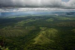 Parque del DOS Guimaraes Natianial de Chapada Fotos de archivo