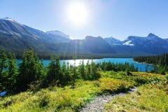 Parque del glaciar fotos de archivo libres de regalías