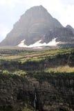 Parque del glaciar de Montana Imagenes de archivo