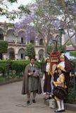 Parque del inncity de las monjas para Lent Imagen de archivo libre de regalías