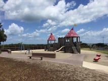 Parque del juego Imagenes de archivo