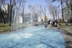 Parque del lhane del ¼ de GÃ Imagen de archivo libre de regalías