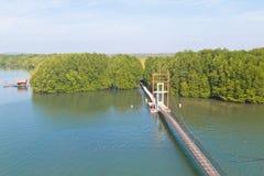 Parque del mangle Fotos de archivo