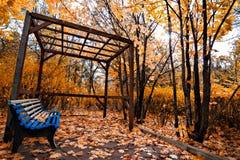 Parque del otoño Imagen de archivo