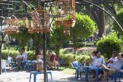 Parque del pájaro Imagenes de archivo