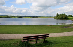 Parque del país de Pugneys Foto de archivo