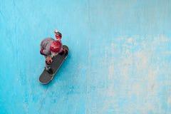 Parque del patín de Bondi Fotografía de archivo libre de regalías
