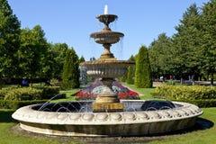 Parque del regente en Londres Fotografía de archivo