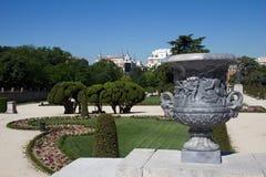 Parque del Retiro Imagem de Stock