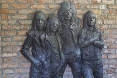 Parque del rock-and-roll Imagen de archivo libre de regalías