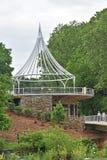 Parque del ` s del superviviente del cáncer en el SC de Greenville imagen de archivo libre de regalías