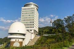 Parque del seonggwak de Namsan Fotos de archivo