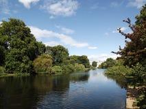 Parque del St Jame Foto de archivo libre de regalías