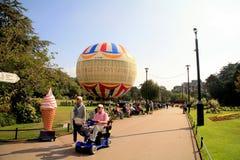 Parque del sur, Bournemouth Imagen de archivo libre de regalías