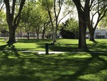 Parque del valle de Alfalfa Imagen de archivo libre de regalías